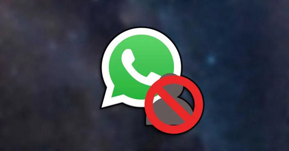 خارج شدن از بلاک در واتساپ