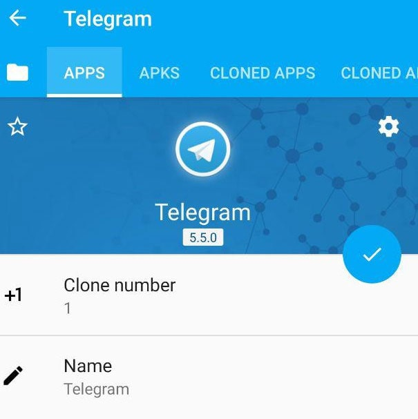 کلون کردن برنامه های اندروید با App Cloner
