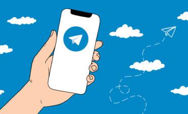 جستجو در پیام های یک کاربر در گروه تلگرام