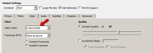 کم کردن حجم فیلم بدون افت کیفیت در ویندوز