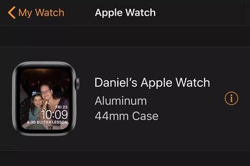 روش های حل مشکل کانکت نشدن اپل واچ