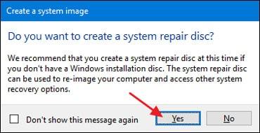 بکاپ گرفتن از سیستم های عامل ویندوز 10 ، 7 و 8