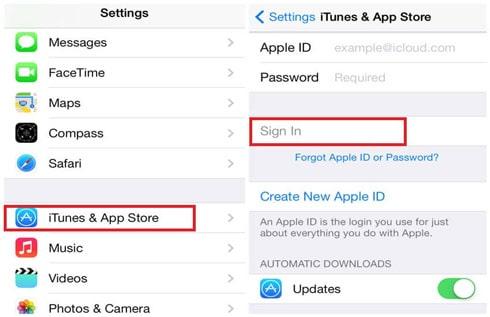 استفاده از یک اپل آیدی در دو گوشی آیفون