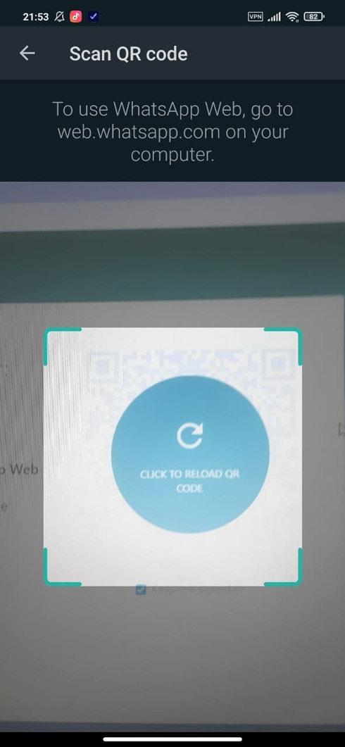 راه اندازی و آموزش استفاده از واتساپ وب