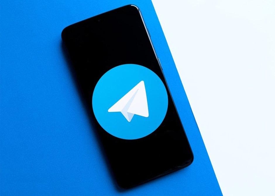 قرار دادن عکس پروفایل در تلگرام