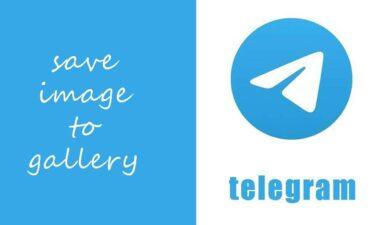 ذخیره کردن عکس پروفایل تلگرام سایر کاربران