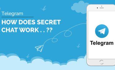 آموزش ایجاد سکرت چت در تلگرام