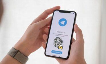 آموزش قرار دادن رمز روی تلگرام