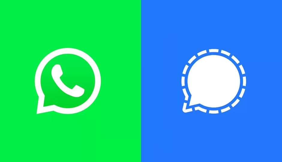 روش های انتقال اطلاعات از واتساپ به سیگنال