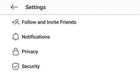 آموزش بلاک کردن افراد در کامنت اینستاگرام