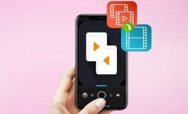 آموزش کلاژ و ترکیب دو یا چند ویدئو روی گوشی آیفون