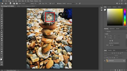 آموزش استفاده از ابزار Clone Stamp در فتوشاپ