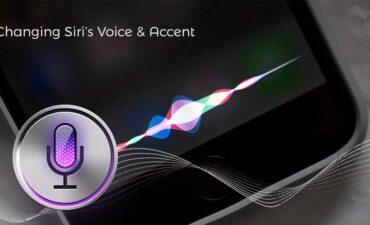 آموزش تغییر جنسیت و لهجه سیری (Siri) روی آیفون و لپ تاپ مک