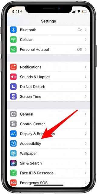 آموزش روش های روشن ماندن دائمی صفحه گوشی آيفون