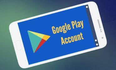 آموزش ساخت اکانت گوگل پلی روی گوشی اندروید