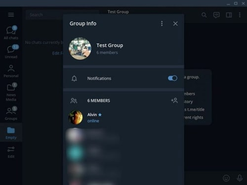 آموزش روش های حذف گروه و کانال تلگرام روی گوشی و کامپیوتر