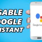 آموزش غیرفعال کردن Google Assistant در اندروید
