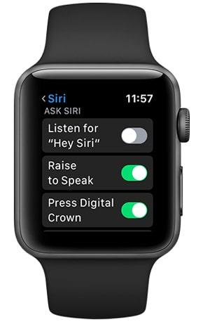 آموزش غیر فعال کردن سیری (Siri) روی اپل واچ